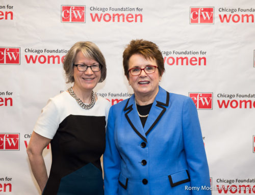 CTS Impact sponsors CFW Annual Luncheon with Billie Jean King