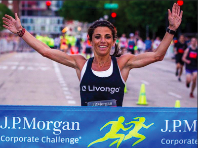 J.P. Morgan Chase Corporate Challenge – Run, Walk or Cheer!