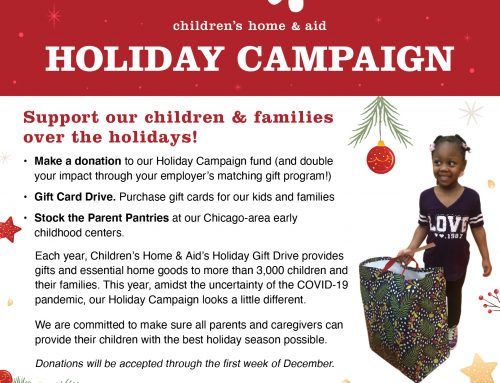 Children's Home & Aid – 2020 Holiday Campaign